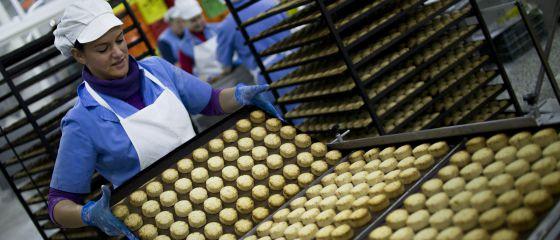 (Español) Se cumple el primer mes de producción de nuestros mantecados y polvorones