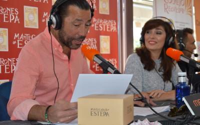 La Navidad llega a El Público de Canal Sur con los mantecados de Estepa