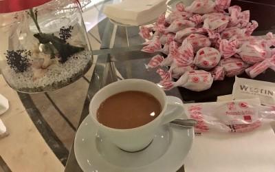 Sobremesa estepeña en el encuentro anual de amas de casa de Sevilla