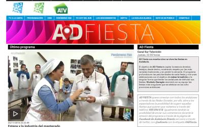 AD Fiesta de Canal Sur se viene a Estepa de cara a la Navidad