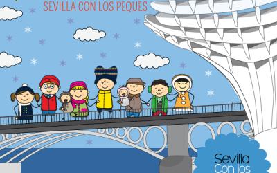 """Mantecados de Estepa en el patrocinio de la guía navideña """"Sevilla con los peques"""""""