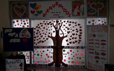 Hoy hacemos mantecados en el centro infantil Snoopy de la ronda histórica de Sevilla