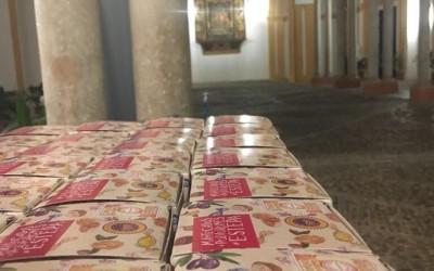 Mantecados y Polvorones para las últimas Visitas Teatralizadas Real Alcázar de Sevilla