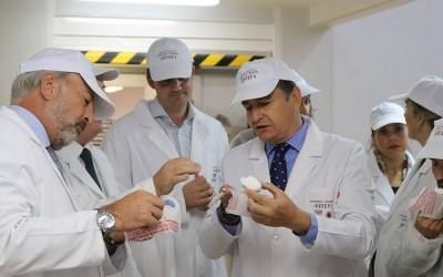 Sanz ofrece apoyo a la industria del mantecado para su internacionalización