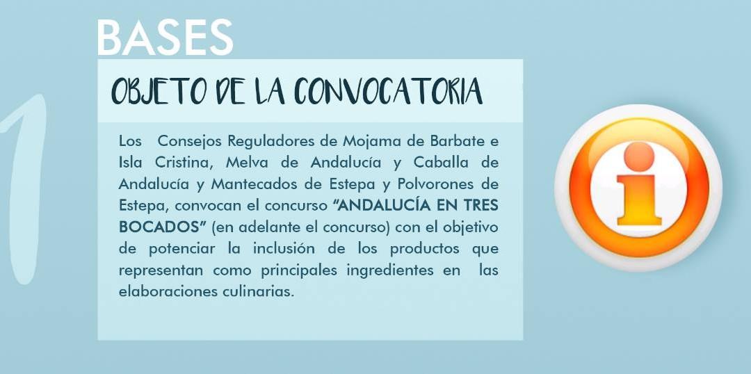 Concurso gastronómico de la mano de las IGP´s de la Mojama de Barbate e Isla Cristina