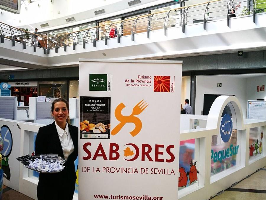 Las oficinas de Turismo de la provincia se vuelcan con la Semana del Mantecado de Estepa