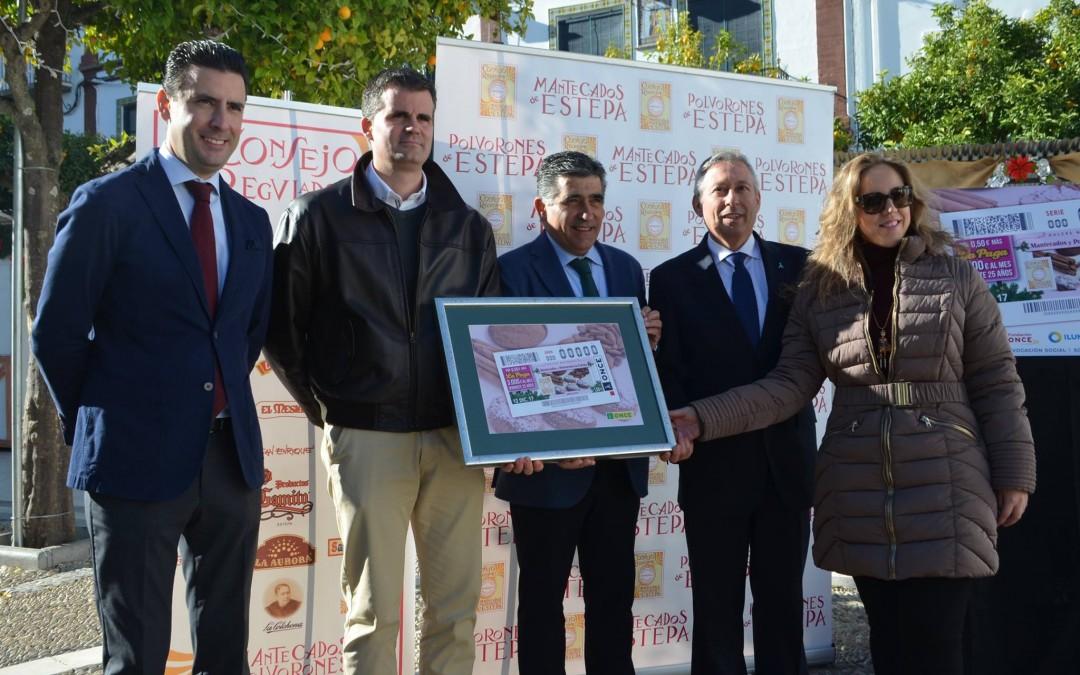 El cupón de los mantecados de Estepa lleva 350.000 euros al Hospital de Jaén