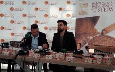 Las mantecados de Estepa vuelven a endulzar la zambomba navideña de Canal Sur Radio