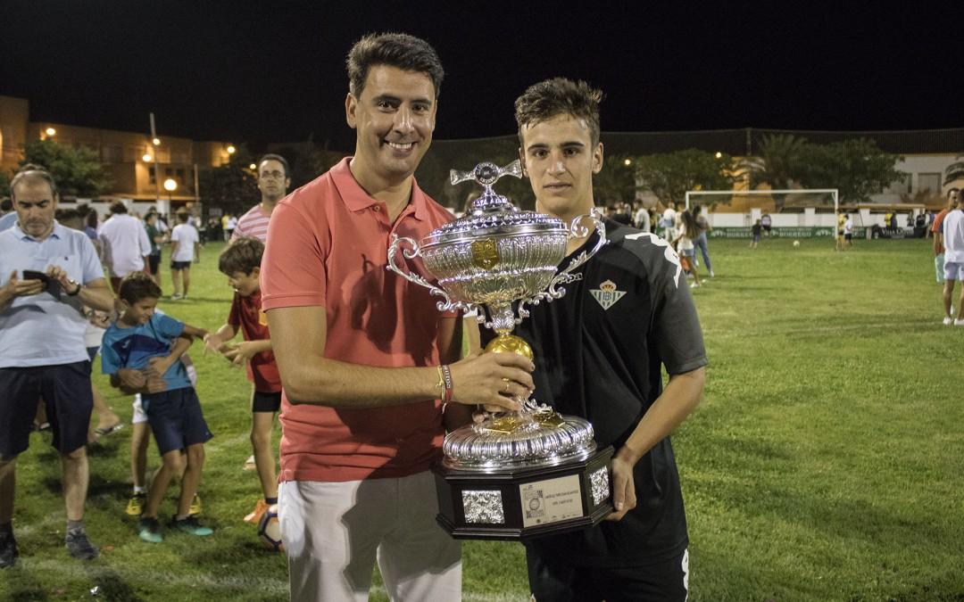 El Betis se hace con el 44º Trofeo del Mantecado de Estepa
