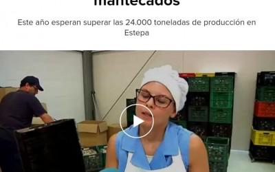 Medios de toda España se hacen eco hoy del inicio de la campaña de mantecados