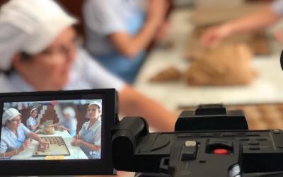 El trabajo de las «Mantecaeras» de Estepa en la revista Mujer Emprendedora