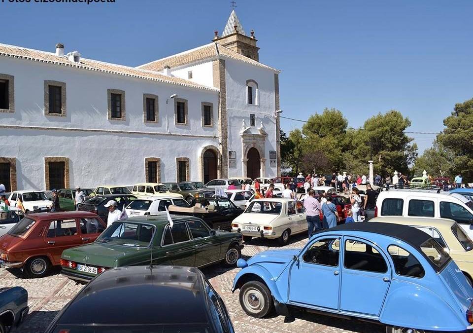 Mantecados y Polvorones entre vehículos clásicos