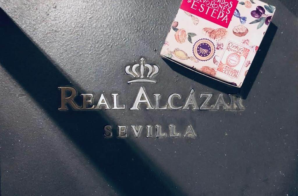 Un año más, degustación de mantecados y polvorones en el Real Alcázar