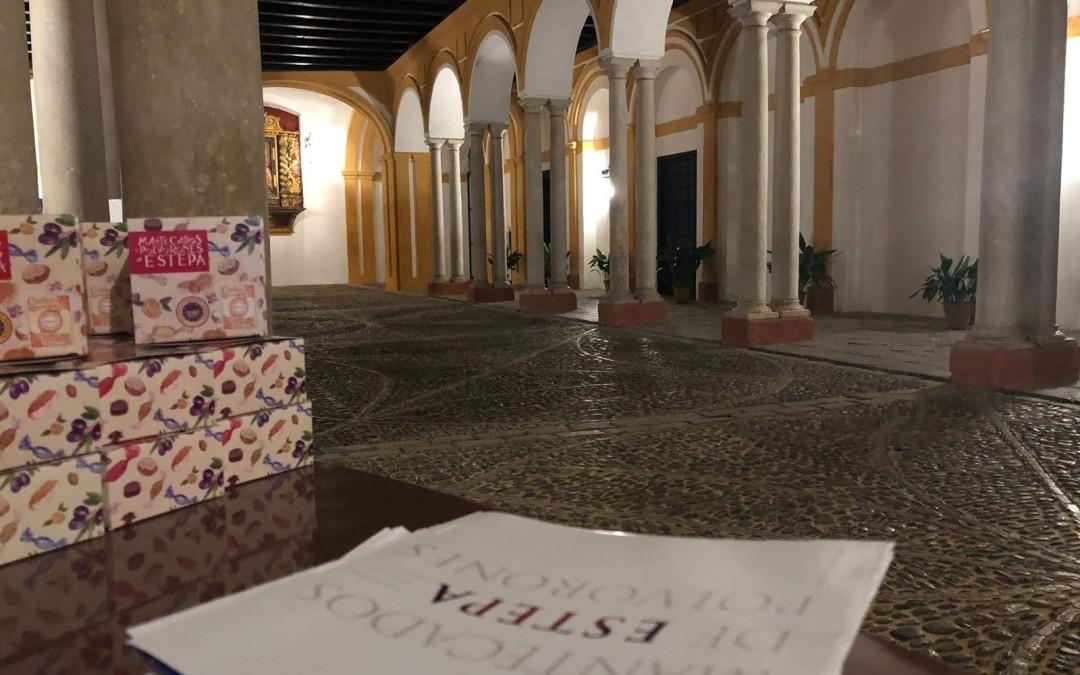 Mantecados y Polvorones de Estepa se unen al año Magallanes en el Real Alcázar