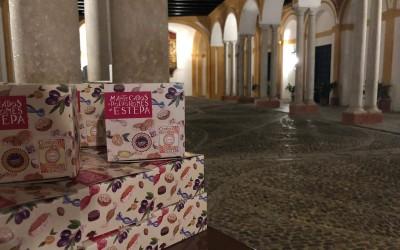 Mantecados y Polvorones de Estepa para los visitantes del Real Alcázar de Sevilla a partir del jueves
