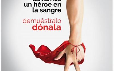 Mantecados y polvorones en la maratón prenavideña de donaciones de sangre