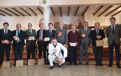 El Presidente de la CES alaba el trabajo de los empresarios de Estepa como ejemplo de iniciativa y de modernidad