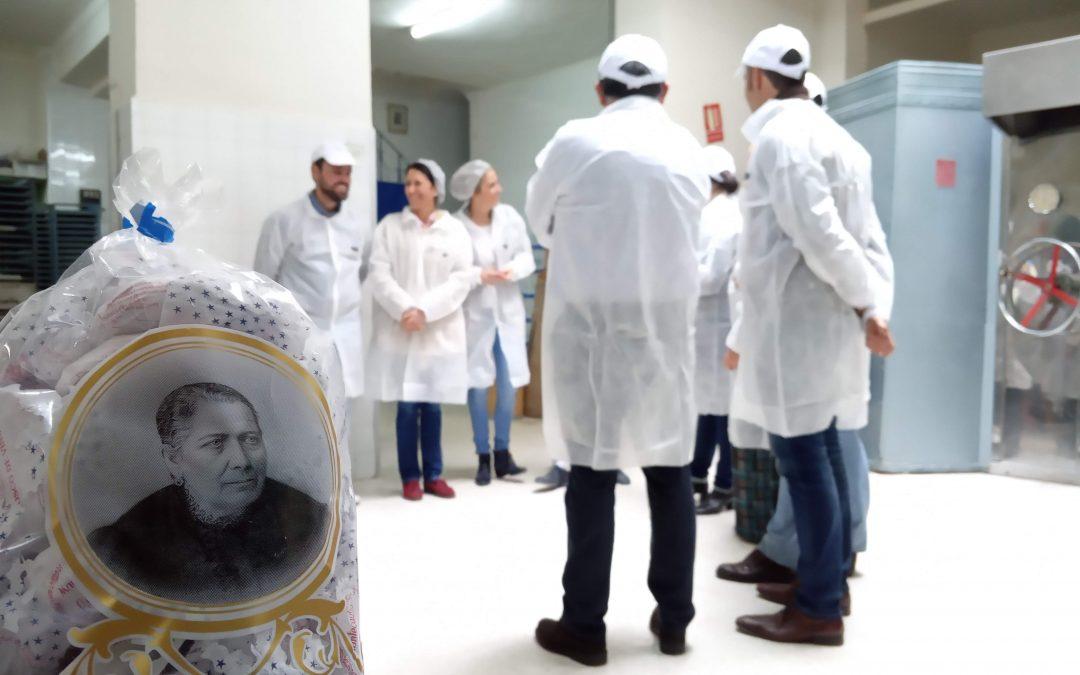 Visita de la Consejera de Cultura, Patricia del Pozo Fernández