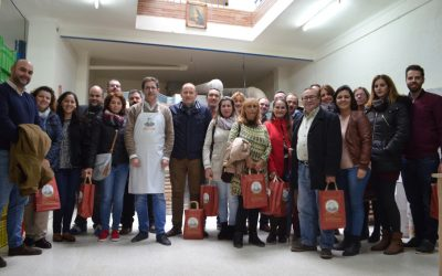 Agentes de Innovación Local visitan La Colchona