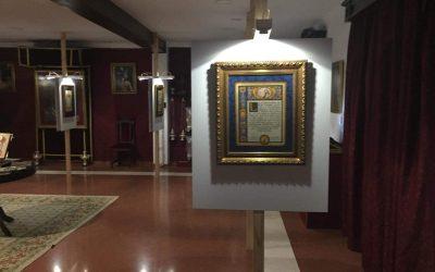 Exposición en la Casa Hermandad de San Pedro en Estepa