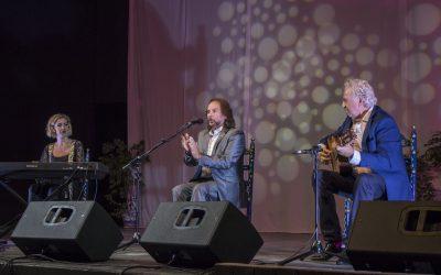 (Español) El Mantecado y Polvorón de Estepa apoyando al flamenco