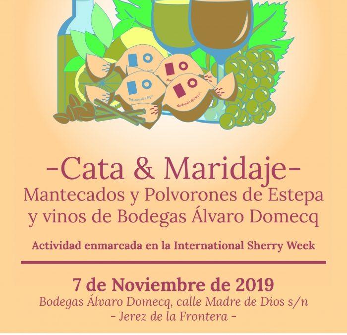 (Español) Cata-Maridaje de Mantecados de Estepa y Vinos de Jerez