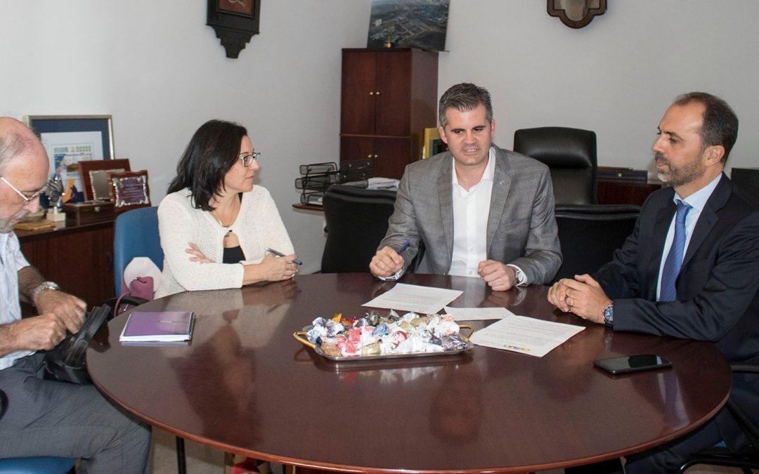 (Español) Francisco Javier Millán, delegado de Turismo, califica Estepa como la Ciudad de la Navidad
