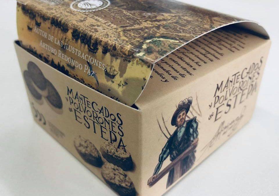 (Español) Mantecados y Polvorones de Estepa para conmemorar el V centenario de la primera Vuelta al Mundo