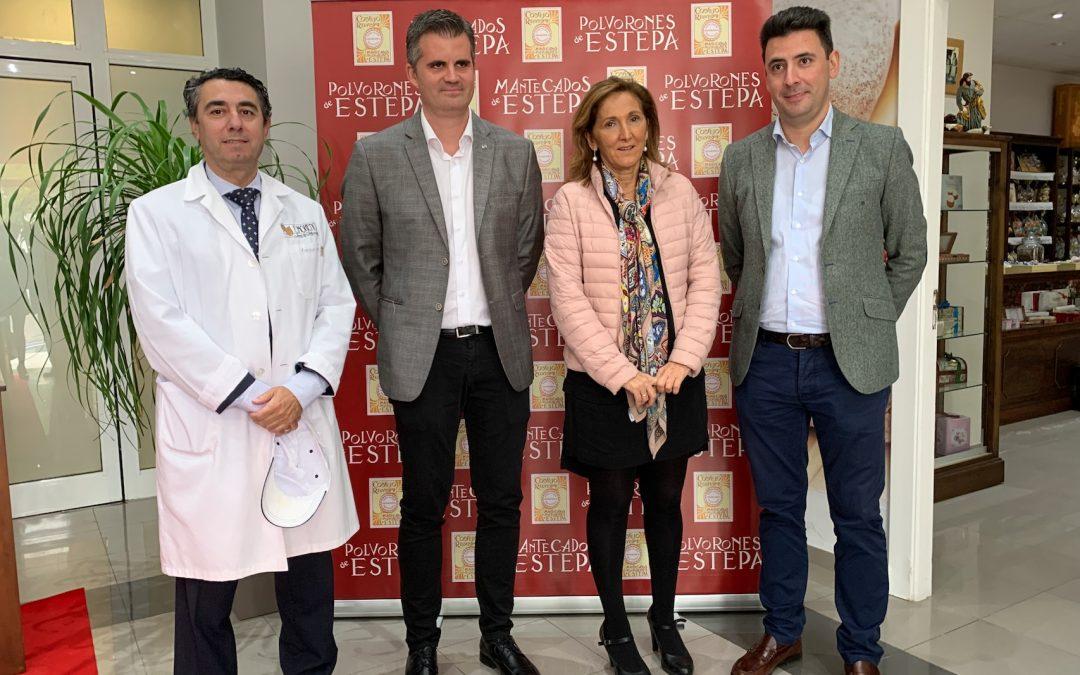 (Español) La Delegada de Empleo de la Junta de Andalucía, María del Mar Rull, visita la fábrica E. Moreno