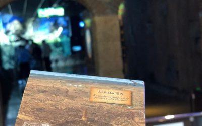 (Español) Nuestros mantecados y polvorones de Estepa en el Acuario de Sevilla