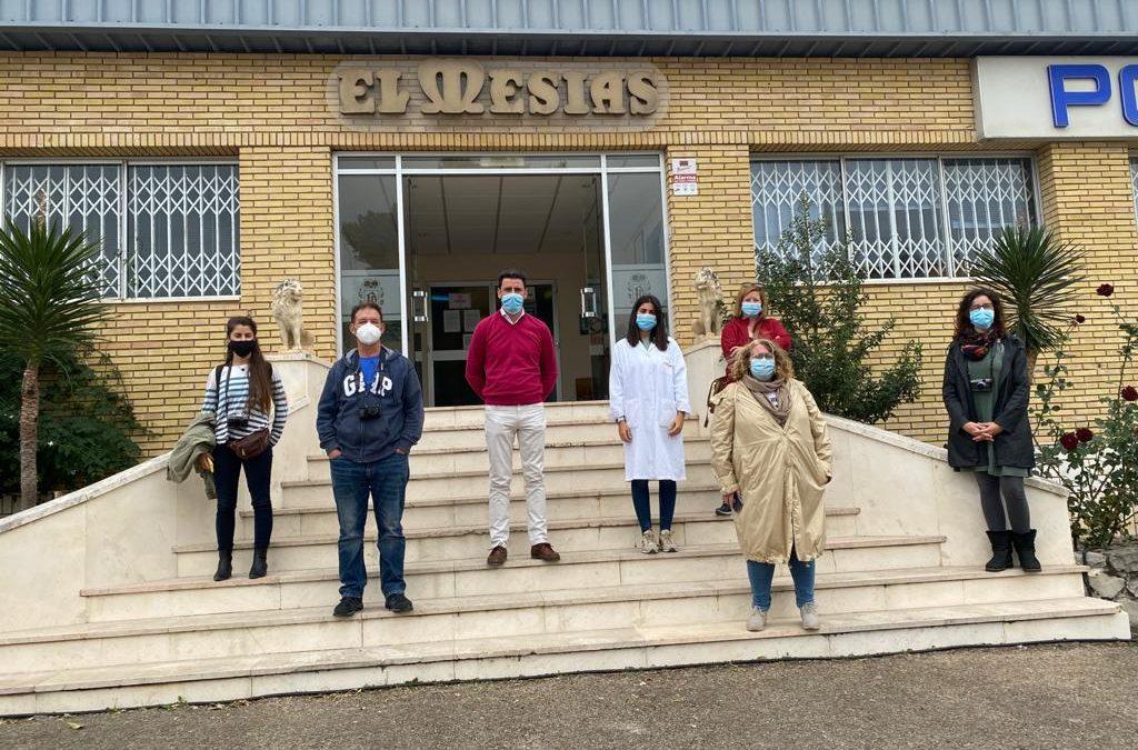 (Español) Visitas a nuestras fábricas de mantecados, a pesar del Covid19