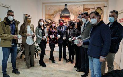 (Español) Cuatro diputados nacionales del Partido Popular visitan La Estepeña