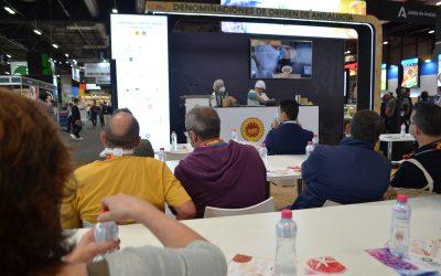 (Español) Mantecados de Estepa de AOVE en el Salón Gourmets de Madrid